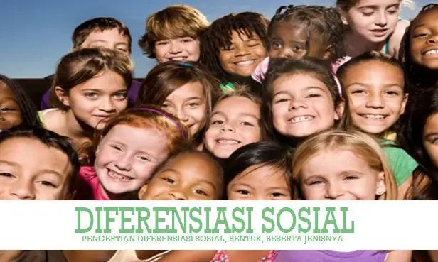 diferensiasi-sosial